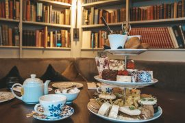 Afternoon Tea at Bermondsey Square Hotel